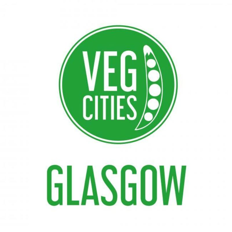Veg Cities Glasgow Logo