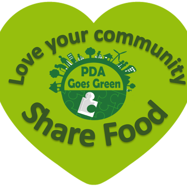 PDA Goes Green Community Fridge