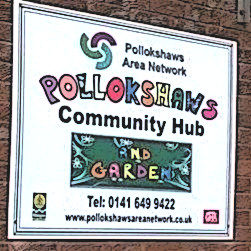 Pollokshaws Community Hub and Garden