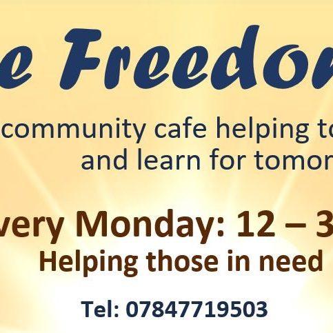 Freedom Cafe Glasgow